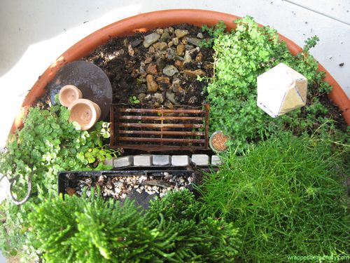 Garden Ideas Zen Fairy Garden South Side WB